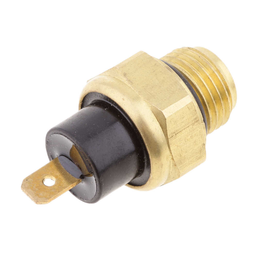 טמפרטורת מים חיישן מתג M16 85 ° עבור הונדה CB400 CB-1 CBR 400RR NC29 רדיאטור מאוורר תרמו מתג רדיו חלקי