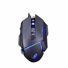 Skilled Wired Gaming Mouse 3200dpi USB Optical Mouse Gamer Mice 6 Buttons Pc Mouse Gaming For PC Laptop computer
