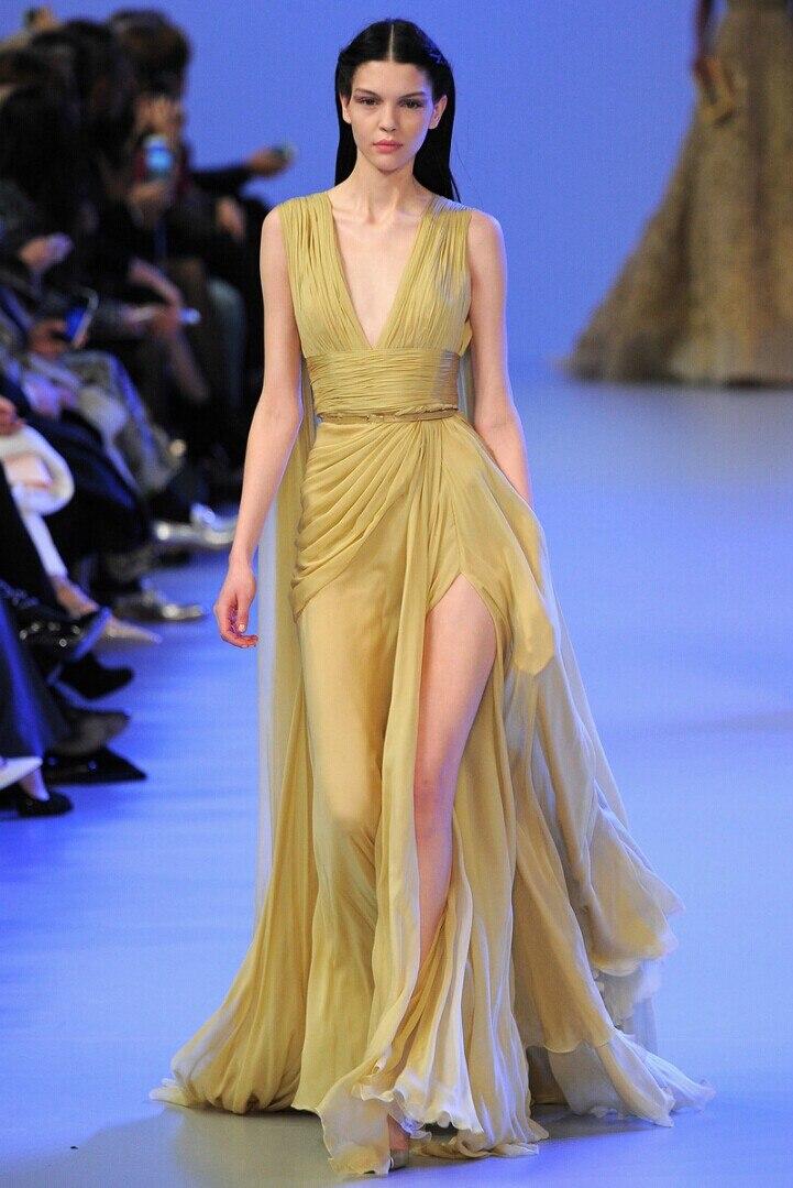 Runway Evening Dresses