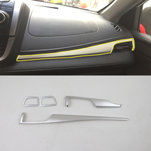 Auto accessories inner air vent cover 4pcs Car Styling accessories For TOYOTA VIOS 2017 ABS car body kits abs chrome front grill cover car sticker for toyota vios 2017