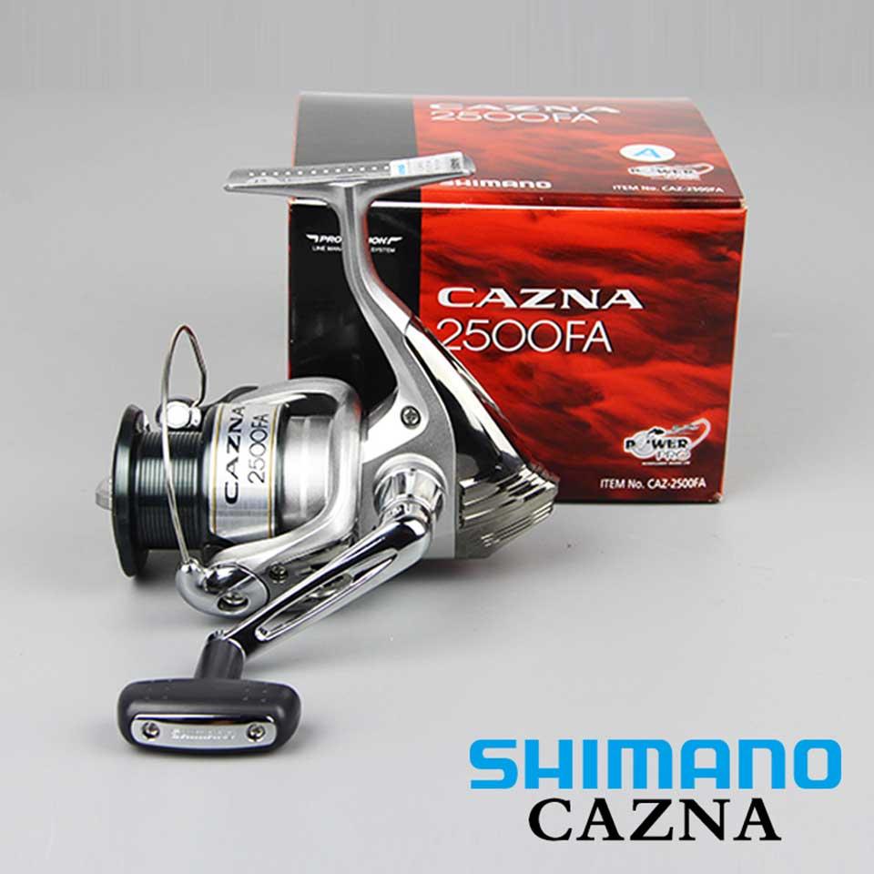Bobine de pêche rotative SHIMANO CAZNA 2500FA/4000FA 3 + 1BB avec bobine de AR-C - 4