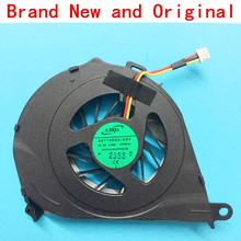New Laptop CPU Cooling Fan Cooler Radiator untuk Toshiba Satellite L650 L650D L655 L655D L750 L750D L755 Adda AB7705HX-GB3 (cwbla)(China)