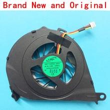 Novo portátil cpu ventilador de refrigeração radiador para toshiba l650 l650d l655 l655d l750 l750d l755 adda AB7705HX-GB3 (cwbla)