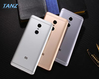 TANZ For Xiaomi Redmi Note 4 Case Replacement Parts Metal Back Battery Cover Case For