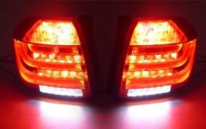 Image 3 - Paraurti auto faro Highlander fanale posteriore, 2012 ~ 2014;LED highlander luce posteriore, Nero/colore Rosso, highlander luce di nebbia