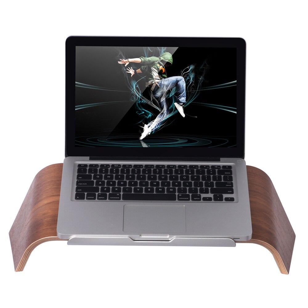 online kaufen gro handel laptop stand holz aus china. Black Bedroom Furniture Sets. Home Design Ideas