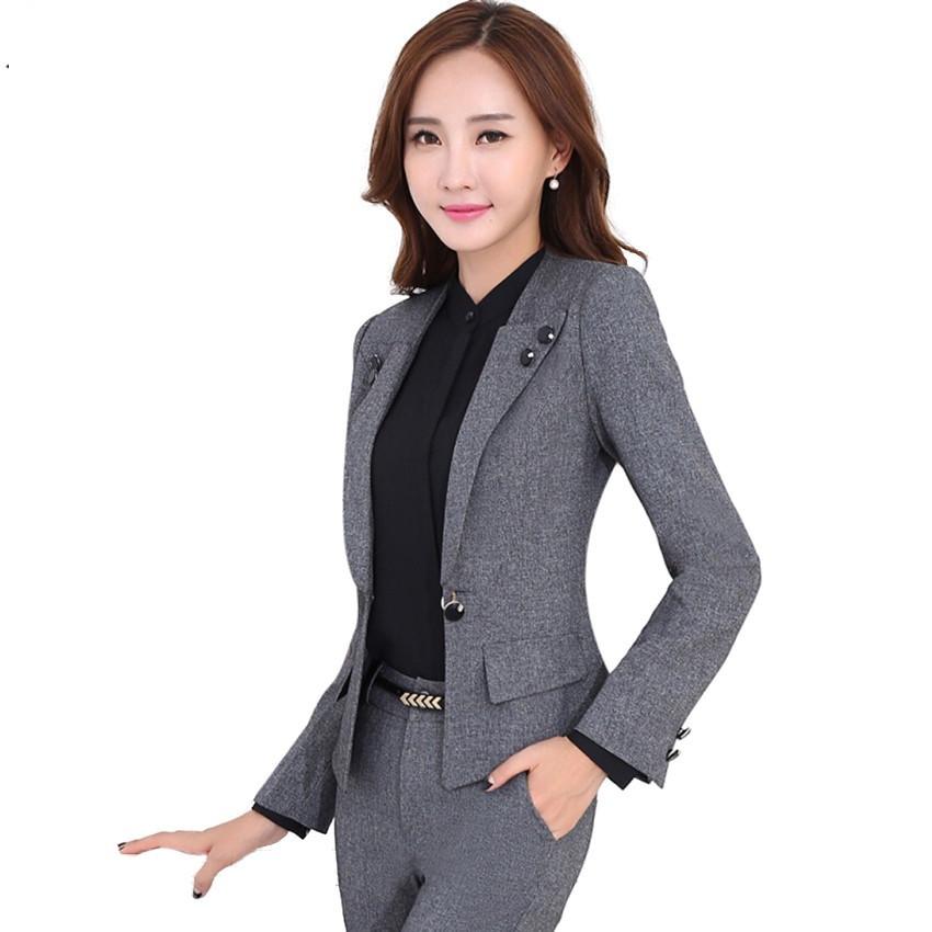 Professional-female-long-sleeve-suit-pants-fashion-slim-business-ladies-office-wear-trouser-suits-plus-size