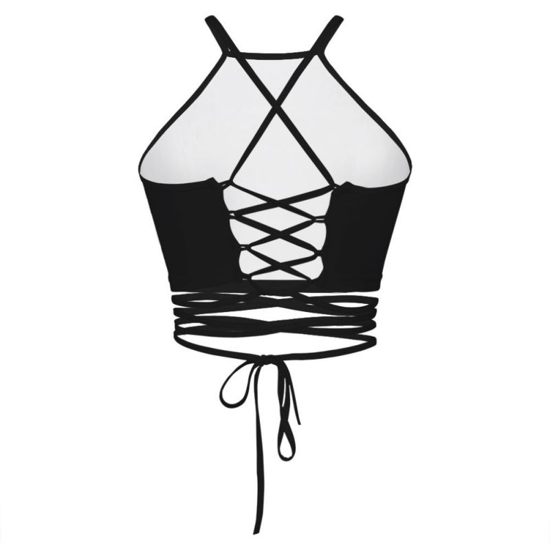 2019 Summer Cosmic Black Hole Vest Women