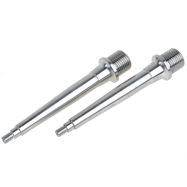RockBros Titanium/Ti Spindle/Axles for Bicycle Pedal Spindle for Crank Egg Beater Candy 1/2/3/11