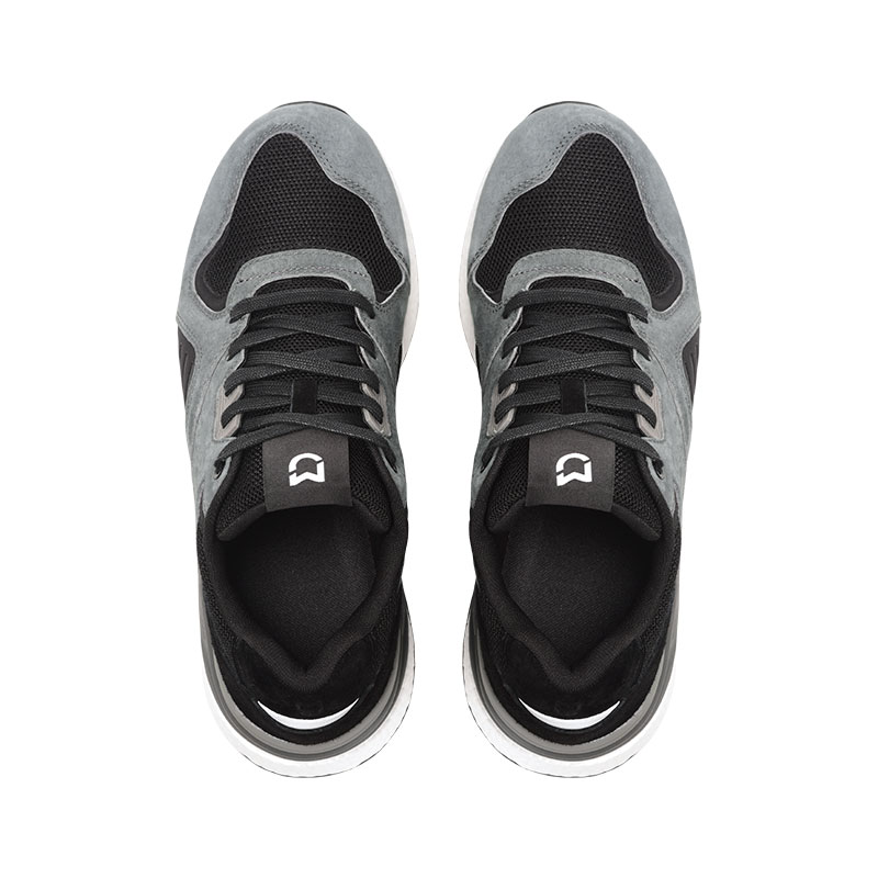 2020 New Arrival Xiaomi Mijia Retro Sneaker Shoes Running Sports Genuine Leather Durable Breathable For Outdoor Sport-1
