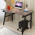 Moda Simples Moderno Mesa Do Computador Portátil de Mesa de Escritório Em Casa Mesa Do Computador Mesa de Escritório Mesa de Estudo da Escrita