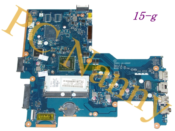 FOR HP 15-G Laptop Motherboard AMD A4-5000 1.5Ghz CPU zs051 la-a996p 750634-501 - tested