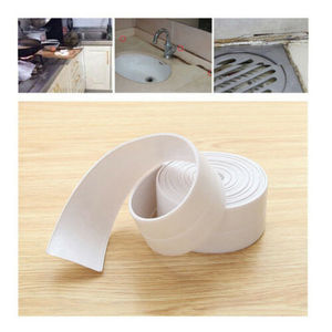 Image 5 - Pegatinas de baño impermeables antihumedad autoadhesivas de Pvc para pared mosaico de cocina