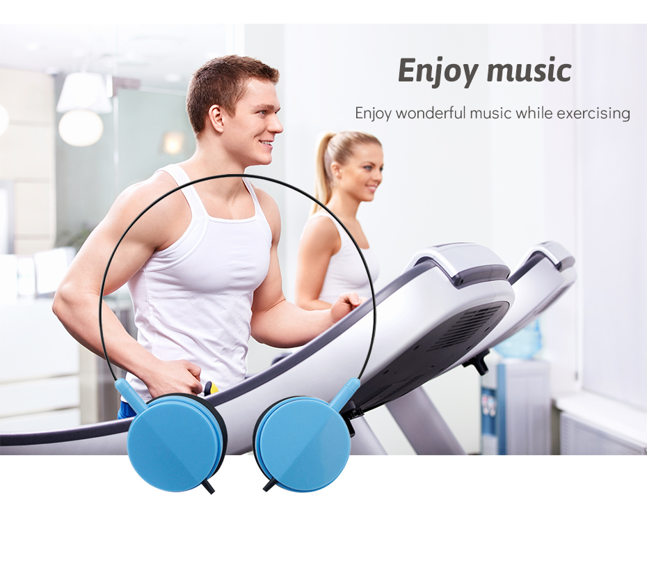 Wired Headphone With Microphone 3.5mm Stereo Music Headphones Portable Sport Headphone For Mobile Phone Computer PC (3)
