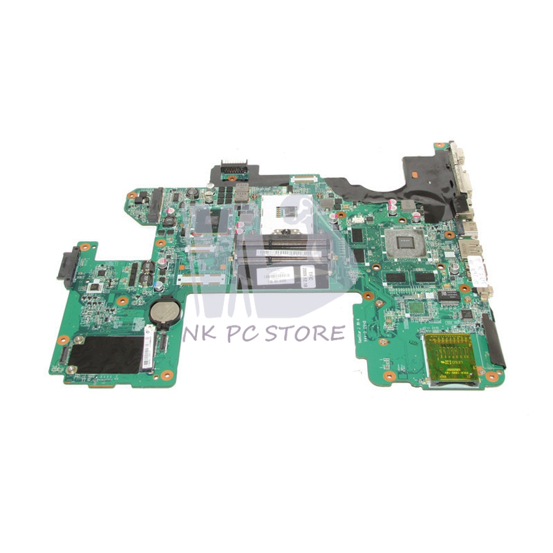 NOKOTION 573758-001 For HP Pavilion DV8 Laptop motherboard DAUT8AMB8D0 PM55 DDR3 GT230M Video Card Full tested nokotion 687229 001 qcl51 la 8712p laptop motherboard for hp pavilion m6 m6 1000 hd7670m ddr3 mainboard full tested