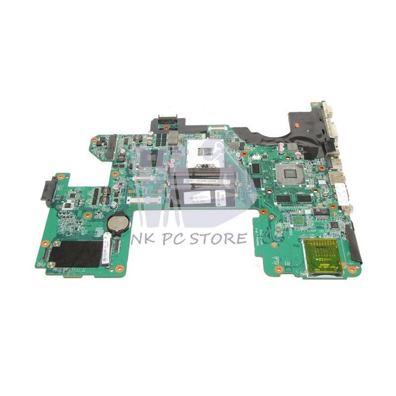 NOKOTION 573758-001 Pour HP Pavilion DV8 mère D'ordinateur Portable DAUT8AMB8D0 PM55 DDR3 GT230M Vidéo Carte Pleine testé