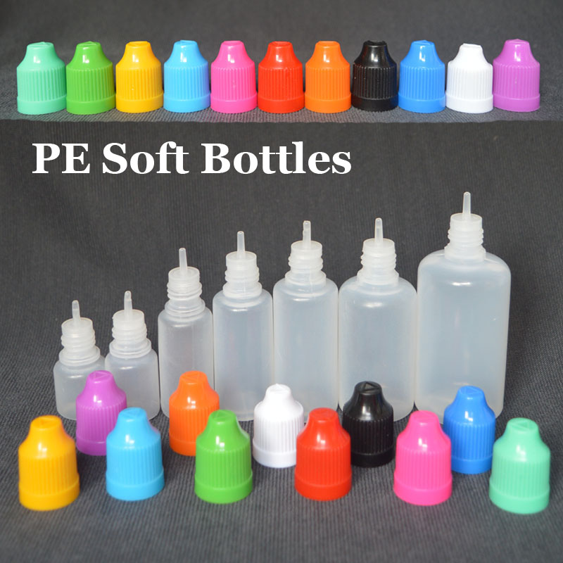 5Pcs 5/10/15/20/30/50/100/120ml Empty Plastic Squeezable Dropper Bottle Eye Liquid Dropper Sample Eyes Drop Refillable Bottle самокат tech team tiger 2018 light green