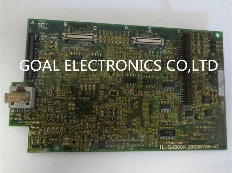 15/22 kw onduleur SJ300 série panneau de commande carte mère carte CPU IL-SJ300K/2B026798