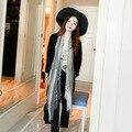 2016 новый женский палантин сова шарф пряжи мыс шифон шаль voile платки женский палантин femme шеи шарф этнических шарфы продажа