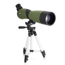 Professional Spotting Scope BaK4 Monocular Telescope 20x70 Angled Bird Watching Camping Landscape Lens Telescope with Tripod NEW стоимость