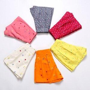 Image 2 - 4 tot 14 jaar kinderen & tiener meisjes zomer geometrische print zoete snoep kleur katoen casual shorts meisje mode korte bodems