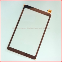 A+ Free shipping 10.1'' inch touch screen,100% New For YJ355FPC-V1 touch panel,Tablet PC touch panel digitizer