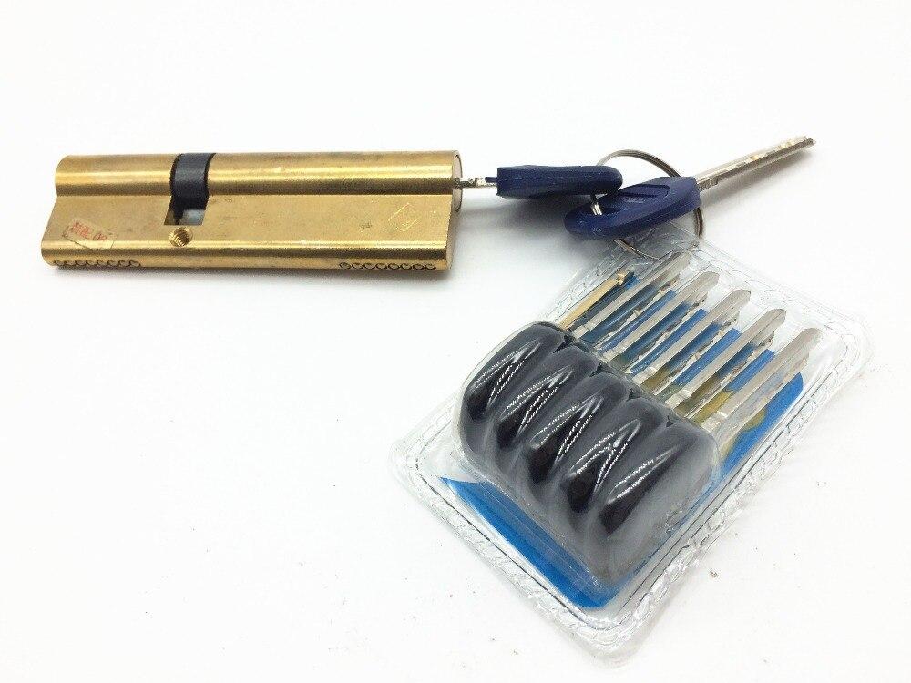 Pestillo de seguridad 60 mm, cilindro de lat/ón, 2 llaves Yale Type color gris