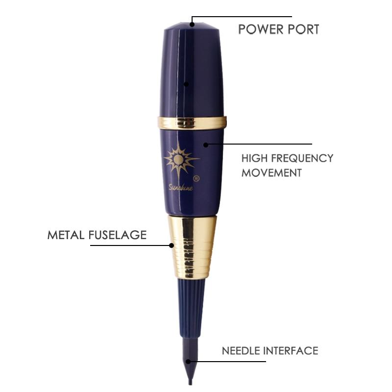 Kits permanents de machine de maquillage professionnels pour le - Tatouages et art corporel - Photo 2