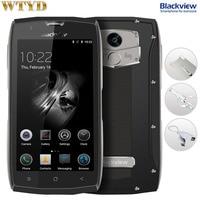 4G Blackview BV7000 Pro 4GB+64GB IP68 Waterproof Fingerprint Identification 5.0'' Gorilla Glass Android 6.0 MTK6750T Octa Core