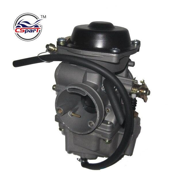 34 мм Roketa JianShe Танк Hensim Carb карбюраторы для мотоциклов 400 400CC  ATV UTV Go Kart CA8323