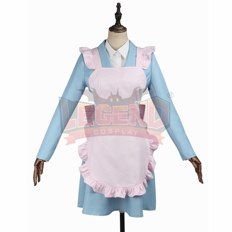 Cosplay legend danganronpa 3 The End of Hope's Peak Academy Yukizome Chisa Cosplay adult costume all size custom made