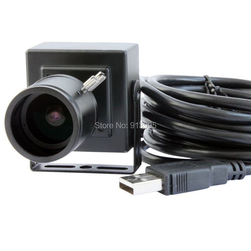 8 megapixel mini micro digital SONY IMX179 USB 8MP hd Webcam Usb 2.0 CCTV Usb camera with 2.8-12mm varifocal lens 8 megapixel micro digital sony imx179 usb 8mp hd webcam high speed usb 2 0 cctv camera board with 75degree no distortion lens
