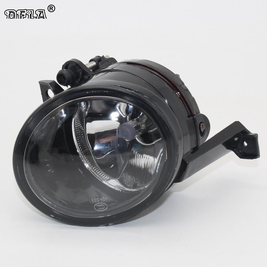 Right Side Car Light For VW Caddy 2003 2004 2005 2006 2007 2008 Car-styling Front Bumper Fog Light Fog Lamp 1 pc rh right side front fog light bumper driving lamp with cover for mazda 6 2003 2005