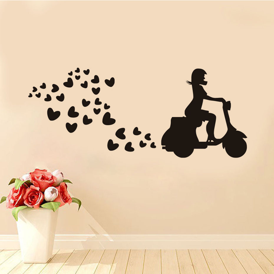 Buy scooter cartoon and get free shipping on aliexpress amipublicfo Gallery