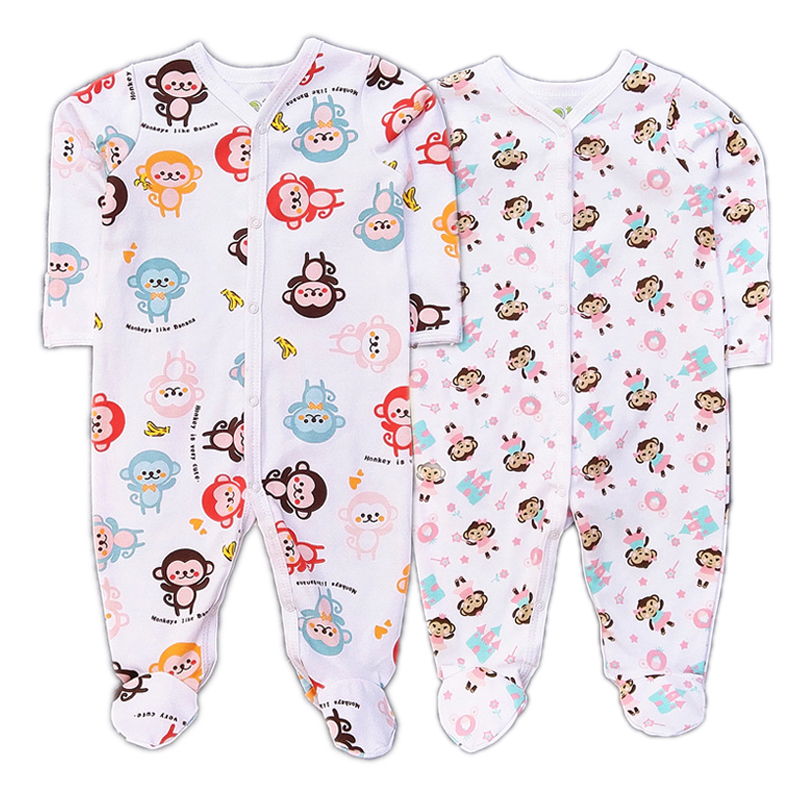 Newborn Baby Girl Clothes Infant Wear with Soft Cotton Romper Infant Baby Overalls Romper Clothing for New Boy Clothes 0-12M puseky 2017 infant romper baby boys girls jumpsuit newborn bebe clothing hooded toddler baby clothes cute panda romper costumes