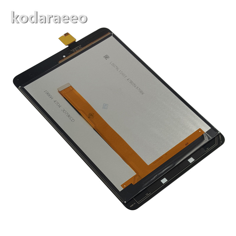 kodaraeeo For Xiaomi Mi Pad 3 Mipad 3 Touch Screen Digitizer Glass Sensor Panel with LCD Display Assembly replacement part kodaraeeo touch screen digitizer glass panel with lcd display assembly part for asus transformer mini t102ha replacement
