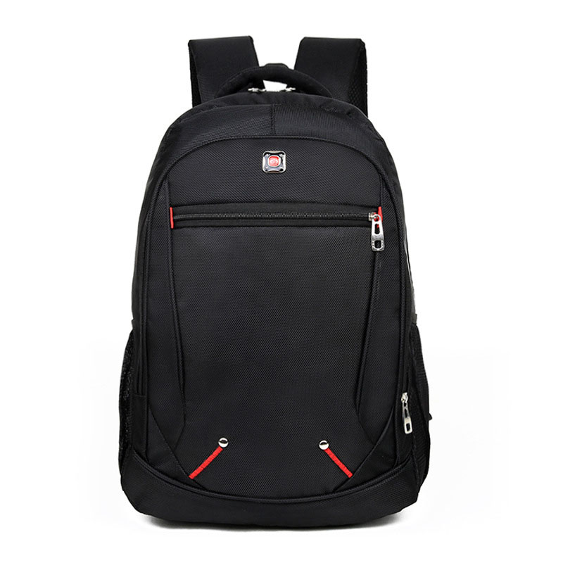 Backpack fashion student school bag backpacks for 15.6 inch Laptop bag men Backpacks Cas ...