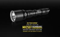 NEW NITECORE MH25GT Waterproof 1000LM Tactical CREE XP L HI V3 LED Light Lamp Flashlight Torch+3400mah Battery+holster+USB Cable