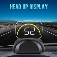Adeeing C700S LED Car Head-up Display OBD2 Fault Elimination Speed/Water Temperature Voltage Windshield Projector Alarm System