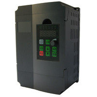 1 Pcs 1.5kw inverter simple  single phase frequency converter 3 phase 220v 380v motor speed controller free post 220v 380v frequency converter 1.5kw inverter -