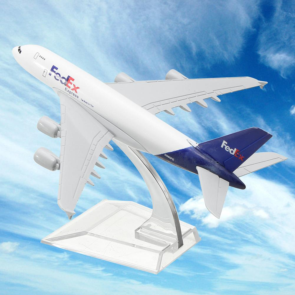 A380 AUSTRALIA QANTAS Collection Model 16CM Airplane Metal Plane Model Aircraft Model Building Kits Toy For Children
