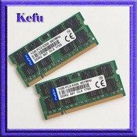 Hynix 2GB 2x1GB DDR2 667 PC2 5300 Sodimm 200 PIN NON ECC RAM 200pin Laptop MEMORY