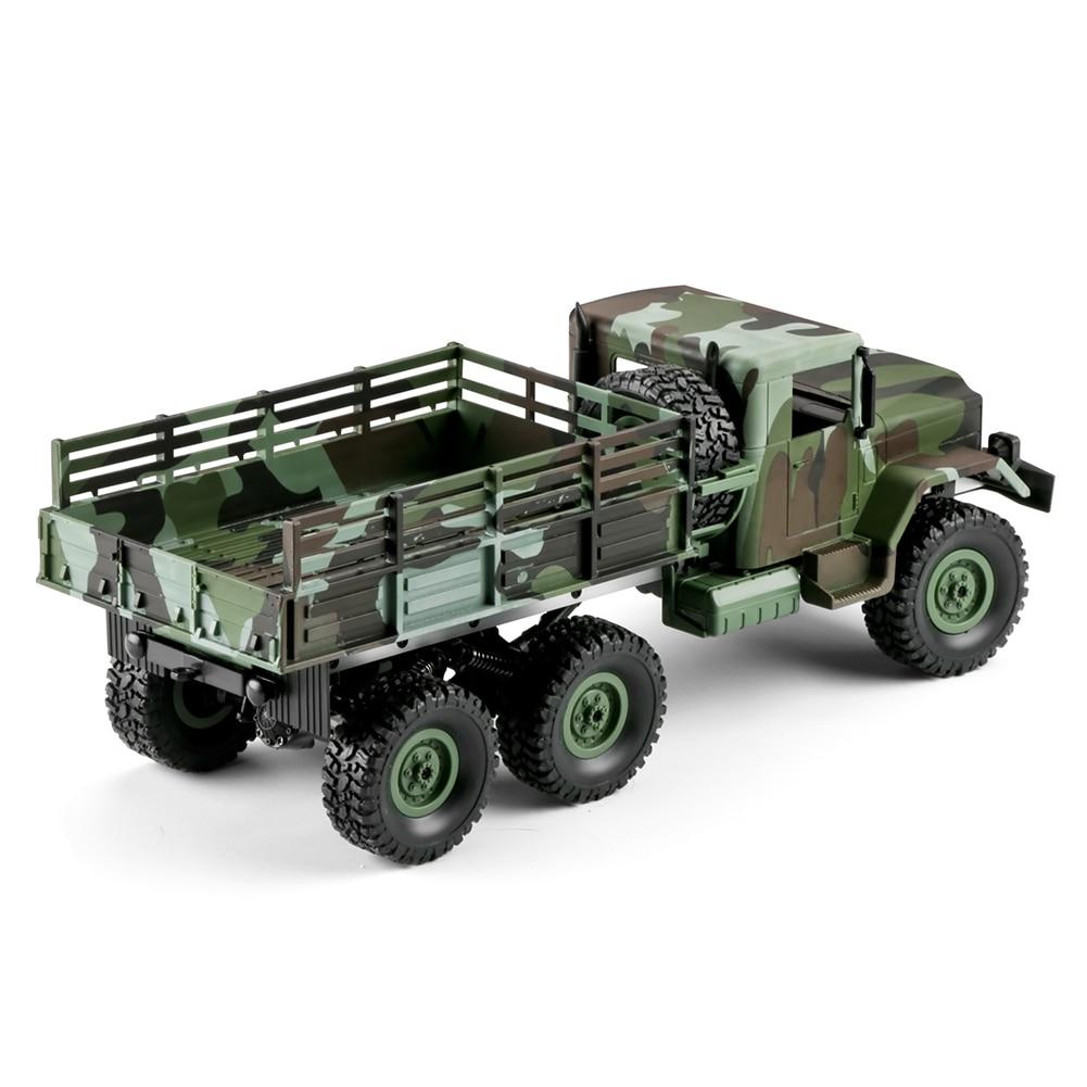 Rc-lastwagen Flight Tracker Geschenk Camouflage Truck Off-road Fahrzeug Fernbedienung Spielzeug Vier Kanal Kinder Simulation Rc Auto Modell Stoßfest Led-leuchten Fernbedienung Spielzeug