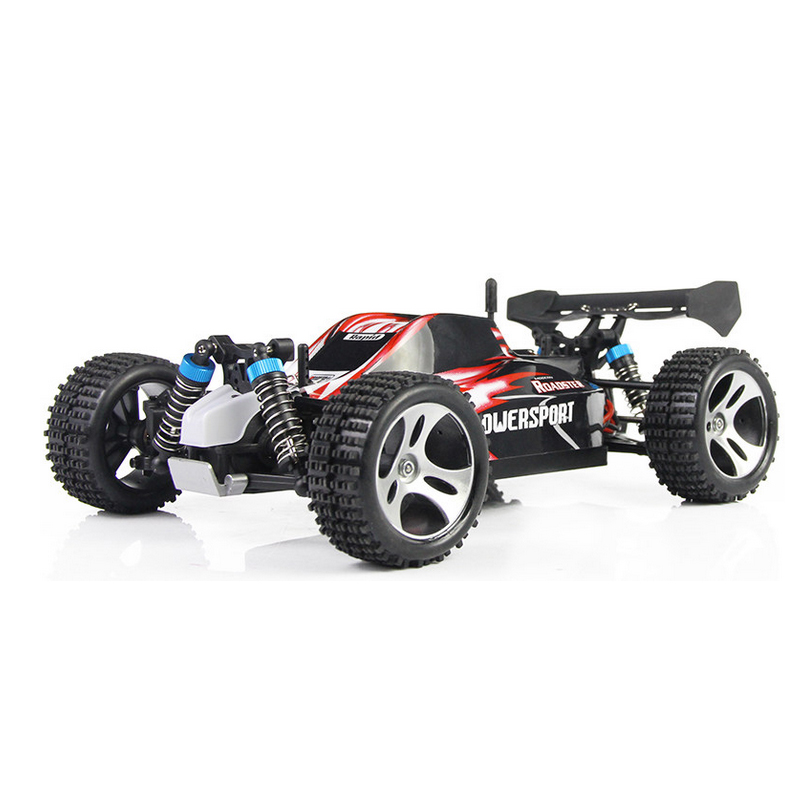 2.4G HZ 1:18 Full Proportional RC Car 45KM/H High Speed Auto Model 4WD Remote Control Off-Road Racing Car Toys for Adult and Kid 2017 new arrival a333 1 12 2wd 35km h high speed off road rc car with 390 brushed motor dirt bike toys 10 mins play time
