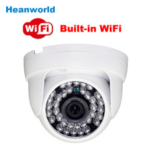 1.0MP 720P Wireless Wired IP Camera Wifi built-in antenna Night Vision ONVIF Home use Video Security Camera CCTV Network IP Cam
