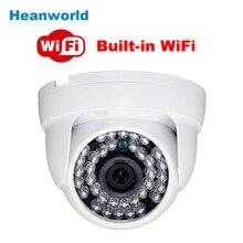 1.0MP 720 P Cable Cámara IP Inalámbrica Wifi antena incorporada Noche visión ONVIF Inicio uso de Vídeo de Cámaras de Seguridad CCTV IP Network Cam