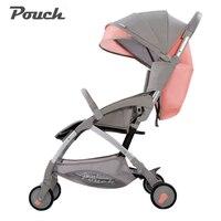Чехол Коляски складной легко коляски Безопасность детей коляска