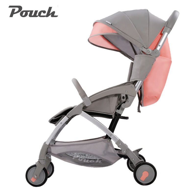 Pouch Baby Carriage Foldable Easily Prams Safety Kids Stroller 275 80mm giant huge dildos super big fake penis sex toys for women realistic black dildos female masturbator anal erotic product page 7