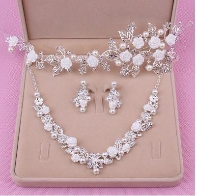 Bride Wedding Jewelery Sets...