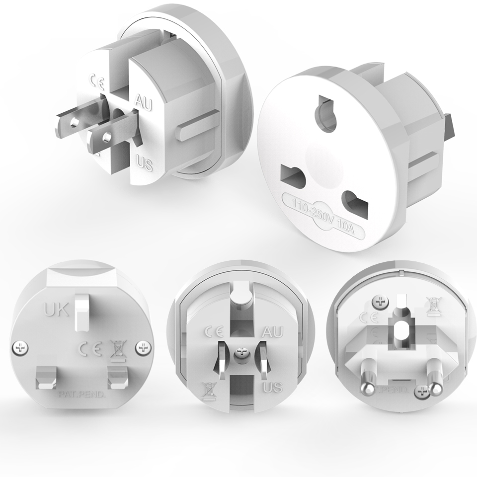 NTONPOWER UTA International Travel Plug Adaptor  (19)